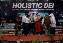 Holistic SMA DIBS